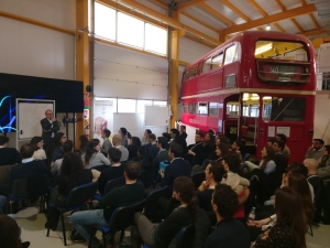 Innovation for Change 2020 – Kick off